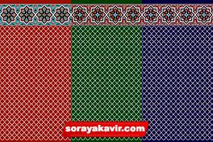 سجاده فرش تشریفاتی نمازخانه ای شمسه (1) فرش سجاده ای مسجدی
