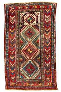 فرش نماز قدیمی