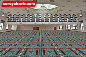 نمونه فرش سجاده ای مساجد ( فرش سجاد مساجد )