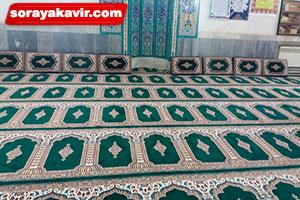 پشتی برای مسجد