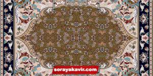 پشتی هم طرح فرش مسجد (طرح آسایش گردویی)