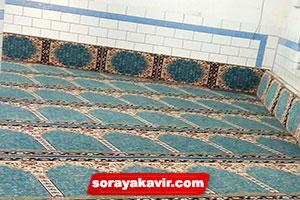 پشتی مسجدی فرش سجاده ای