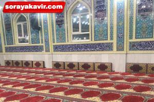 پشتی سجاده ای مسجد