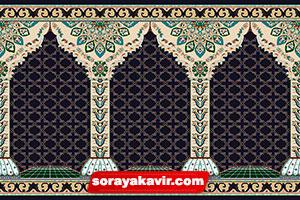 Prayer Carpets For Sale - Black