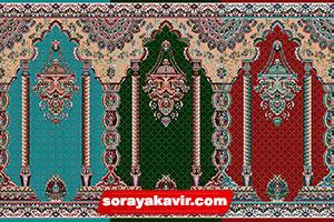Prayer carpet Roll For Mosque - Prayer Carpets For Masjid