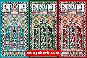Islamic Prayer Carpet For Sale