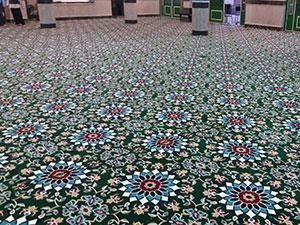 فرش سجاده یکپارچه برای مسجد