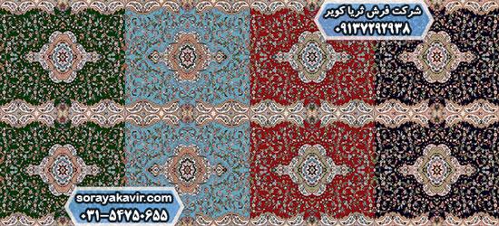 فرش مسجد یکپارچه بدون محراب