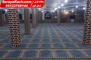فرش مسجد شیخ زاید ابوظبی